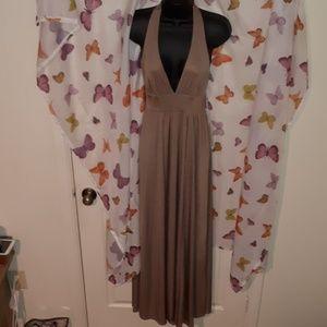 Broze knohaws dress (never worn)